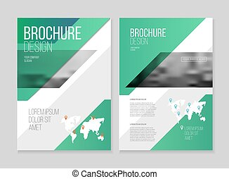 catalogue, couverture, conception
