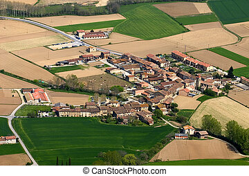 Catalonia town, Els Hostalets d'en Bas - Rural life, Els ...
