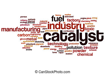 Catalyst word cloud