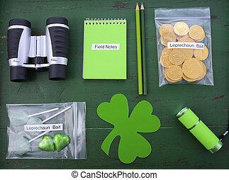 Catch a Leprechaun Kit - St Patricks Day Catch a Leprechaun...