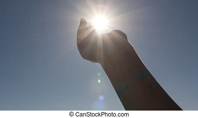 Catch the Sun in Hands