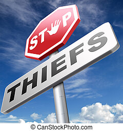 catch thiefs
