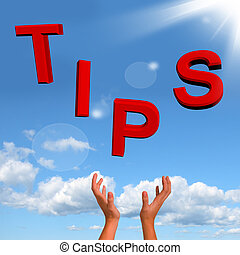 Catching Tips Letters Meaning Hints And Guidance