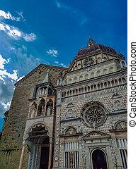 catedral, bergamo