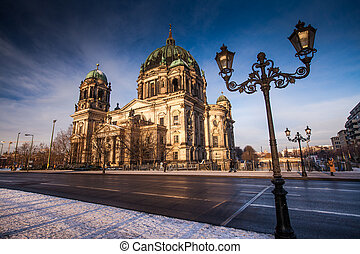 catedral, berlín