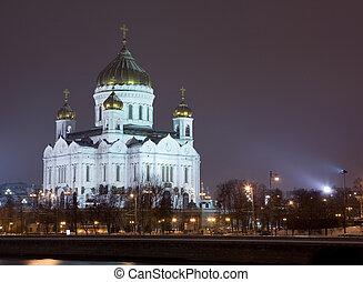 catedral, cristo, salvador