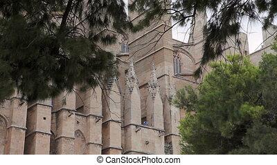 Catedral de Santa Maria Palma de Mallorca, Spain, Balearic...