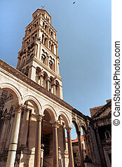 catedral, duje, s.