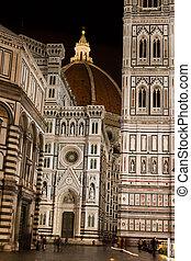 catedral florença, florença, itália