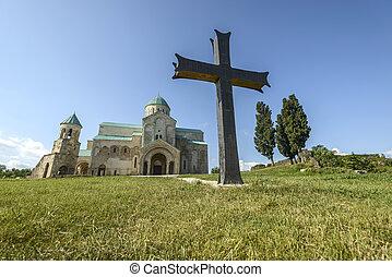 catedral, georgia, kutaisi, bagrati