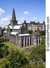 catedral, glasgow, necropolis