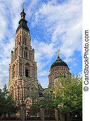 catedral, kharkiv, annunciation