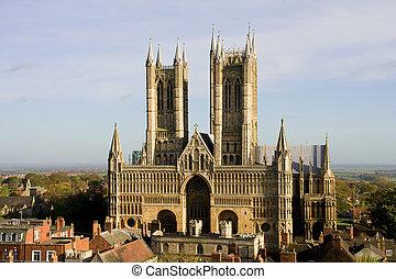 catedral, lincoln