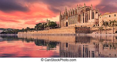 catedral, majorca