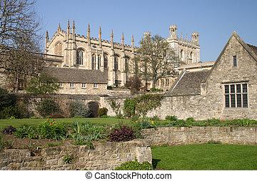 catedral, oxford