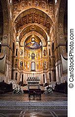 catedral, palermo-sicily, monreale-