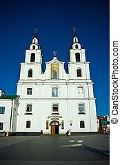 catedral, principal, minsk