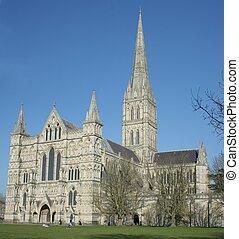 catedral, salisbury