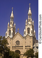 catedral, st. peter, paul
