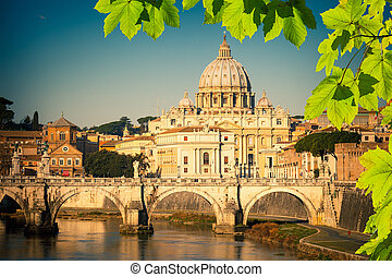 catedral, st. peter's, roma
