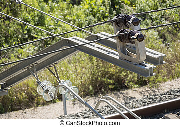 catenary, train