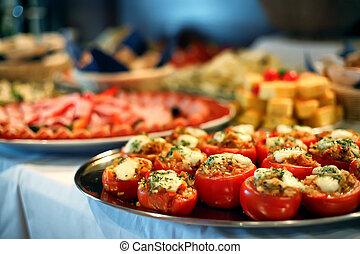 catering, питание