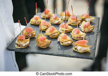 Catering, Buffet / Scallops
