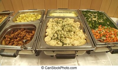 Catering, Buffet