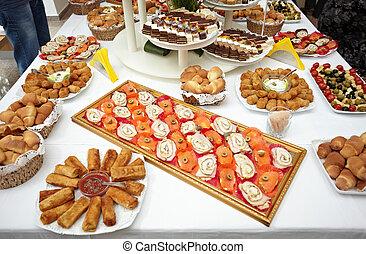catering food restaurant