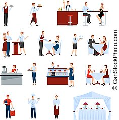Catering Icons Set