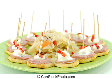 catering party food