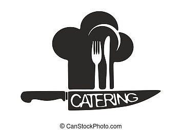 catering symbol template