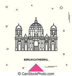 cathédrale, berlin