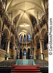 cathédrale, canterbury