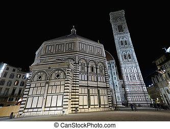 cathédrale,  Florence