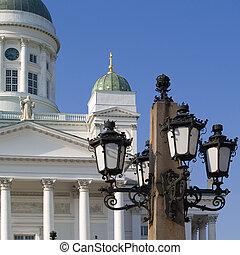 cathédrale, helsinki