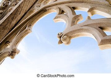 cathédrale, milan