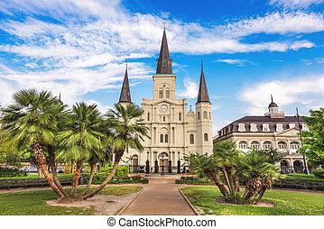 cathédrale, orléans, nouveau