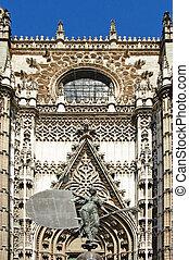 cathédrale, séville