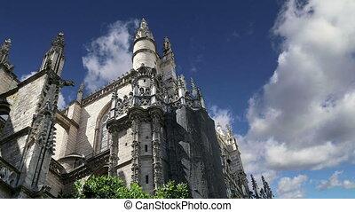 cathédrale séville, -spain