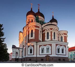cathédrale, tallinn