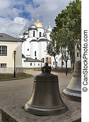 Cathedral and the bell