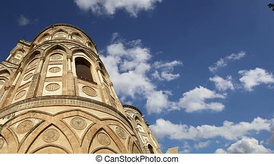 Cathedral-Basilica of Monreale - The Cathedral-Basilica of...