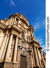 Cathedral Church of Saint Mary in Murcia