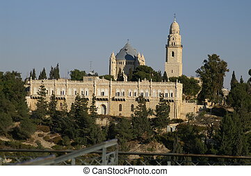 Cathedral in Jerusalem
