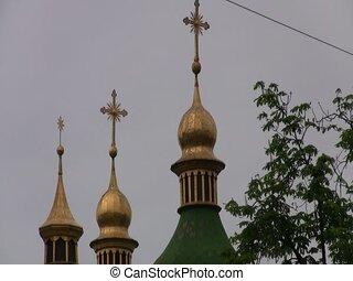 Cathedral in Kiev, Ukraine
