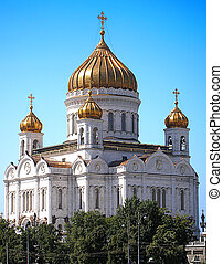Cathedral in Moscow