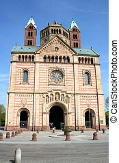 Cathedral in Speyer