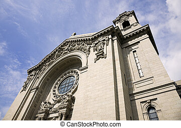 Cathedral in St. Paul