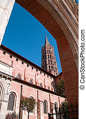 Cathedral in Toulouse II
